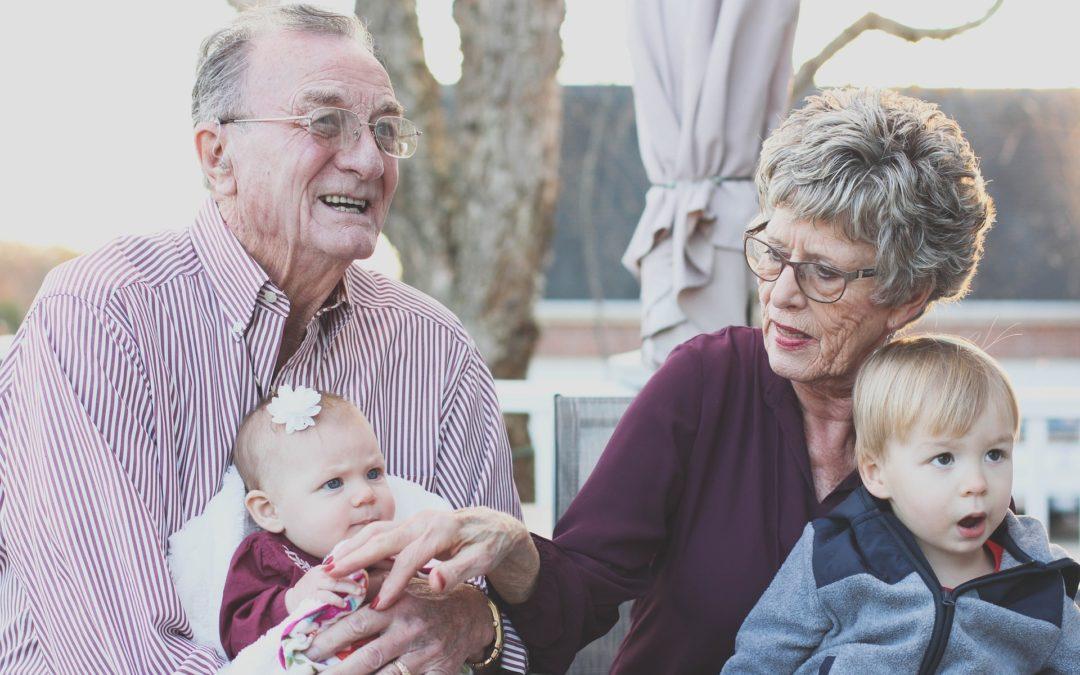 Quel cadeau pour faire plaisir à sa grand-mère ?