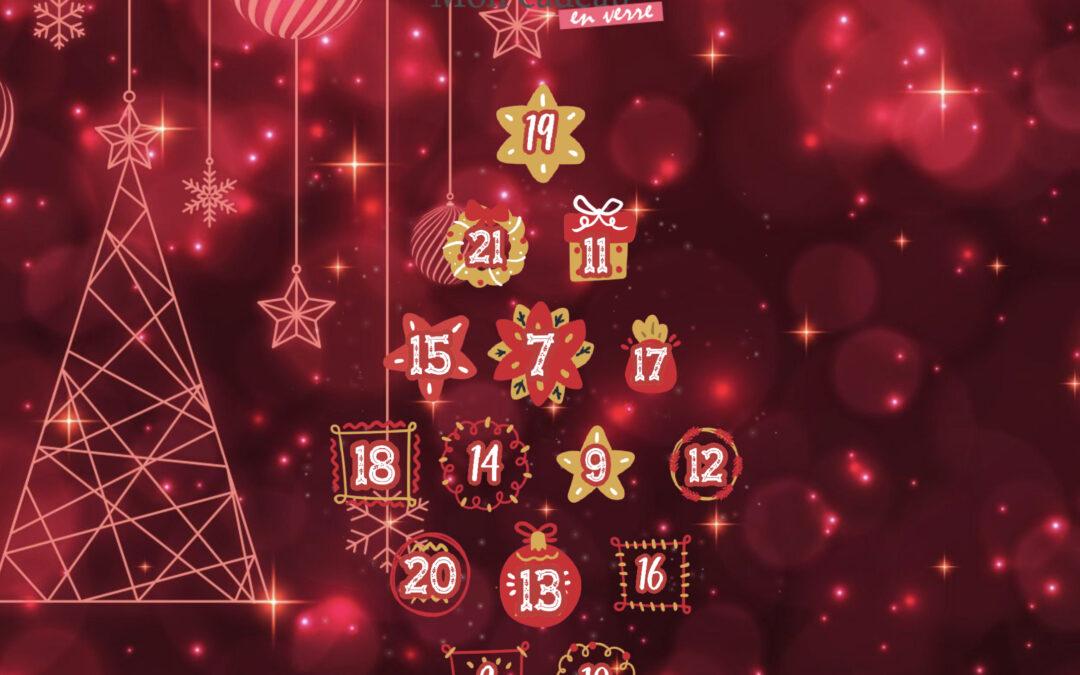 Calendrier de l'avent Noël 2020